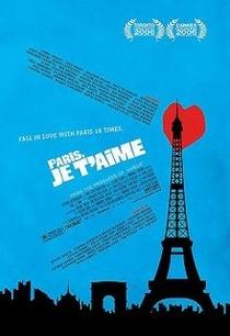 Paris, Te Amo - Poster / Capa / Cartaz - Oficial 4