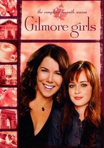Gilmore Girls: Tal Mãe, Tal Filha (7ª Temporada) - Poster / Capa / Cartaz - Oficial 1