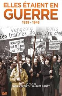 Elles étaient en guerre (1939 - 1945) - Poster / Capa / Cartaz - Oficial 1