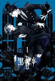 Kuroshitsuji (2ª Temporada) - Poster / Capa / Cartaz - Oficial 1
