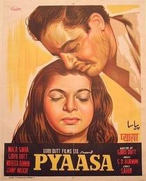 Pyaasa - O Sedento - Poster / Capa / Cartaz - Oficial 1