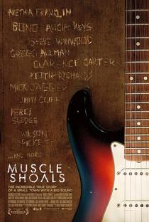Muscle Shoals: Um Lendário Estúdio de Rock - Poster / Capa / Cartaz - Oficial 1