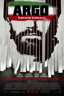 Argo - Poster / Capa / Cartaz - Oficial 5