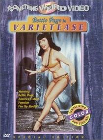 Varietease - Poster / Capa / Cartaz - Oficial 1