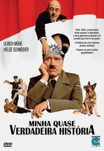 Minha Quase Verdadeira História - Poster / Capa / Cartaz - Oficial 1