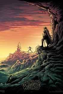 Star Wars, Episódio VIII: Os Últimos Jedi - Poster / Capa / Cartaz - Oficial 22