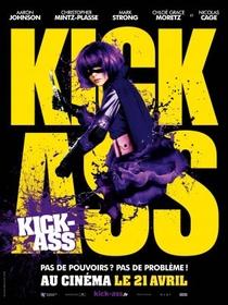 Kick-Ass - Quebrando Tudo - Poster / Capa / Cartaz - Oficial 15