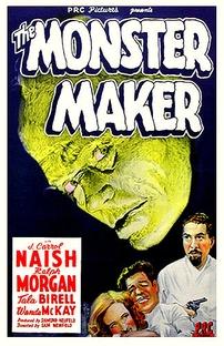 O Fabricante de Monstros - Poster / Capa / Cartaz - Oficial 1