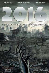 2016 - Poster / Capa / Cartaz - Oficial 1