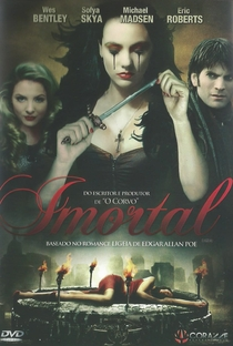Imortal - Poster / Capa / Cartaz - Oficial 2