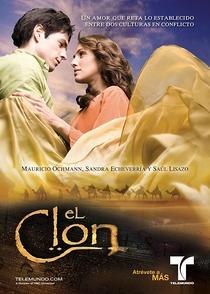 El clon - Poster / Capa / Cartaz - Oficial 1