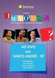 Improvável - Ao vivo em Santo André - Poster / Capa / Cartaz - Oficial 1