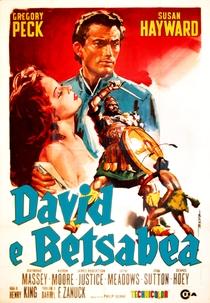 David e Betsabá - Poster / Capa / Cartaz - Oficial 4