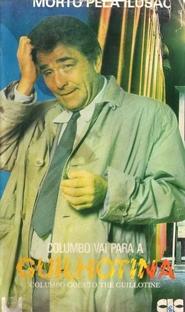 Columbo Vai Para a Guilhotina - Poster / Capa / Cartaz - Oficial 1
