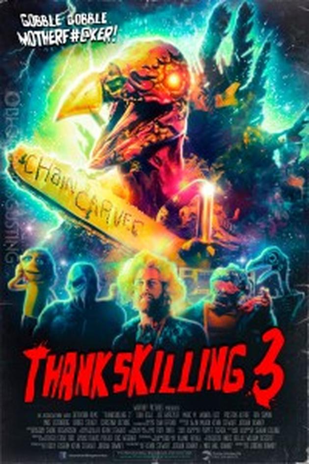 Confira o trailer e três clipes de ThanksKilling 3 | Boca do Inferno