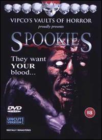 Spookies - Os renascidos das Trevas - Poster / Capa / Cartaz - Oficial 3