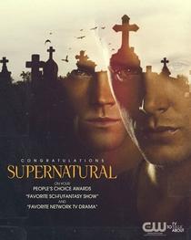Sobrenatural (7ª Temporada) - Poster / Capa / Cartaz - Oficial 4