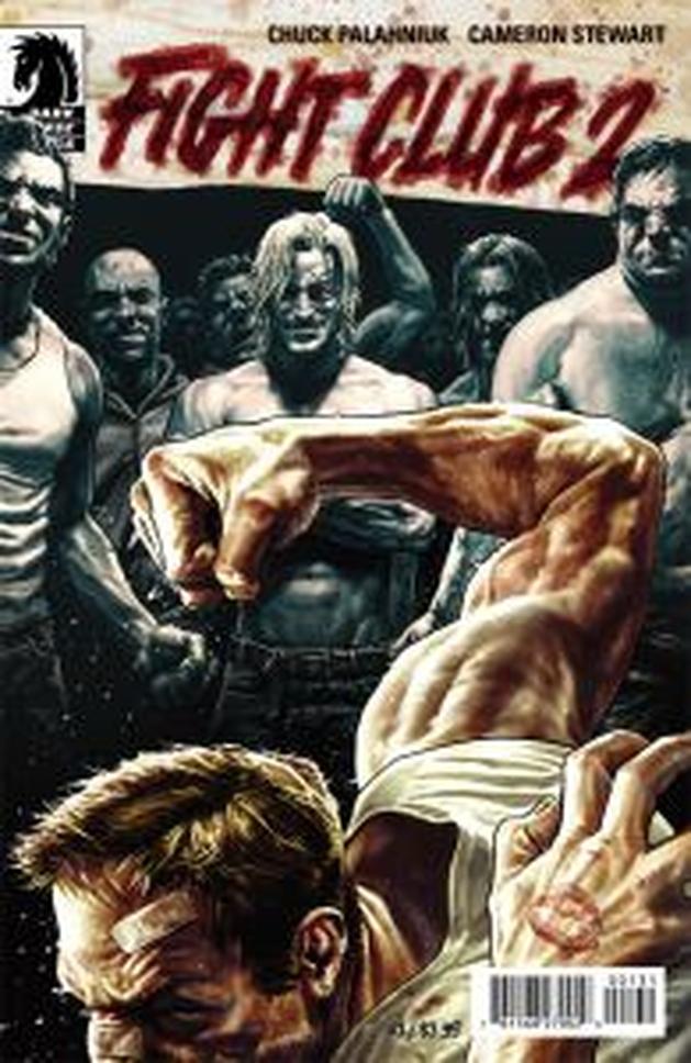 """[QUADRINHOS] """"Fight Club 2 #1"""" de Chuck Palahniuk e Cameron Stewart (resenha)"""