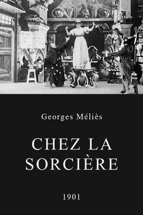 Chez La Sorcière - Poster / Capa / Cartaz - Oficial 1