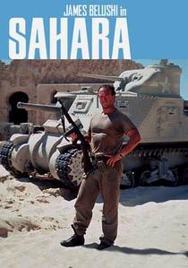 Sahara - Em Busca da Sobrevivência - Poster / Capa / Cartaz - Oficial 1