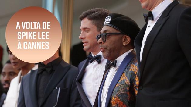 Spike Lee acaba com Trump no Festival de Cannes