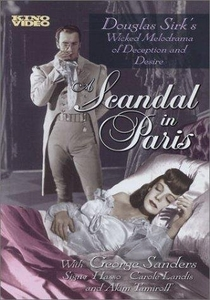 Vidocq, Um Escândalo em Paris - Poster / Capa / Cartaz - Oficial 2