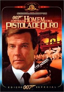 007 - Contra o Homem com a Pistola de Ouro - Poster / Capa / Cartaz - Oficial 6