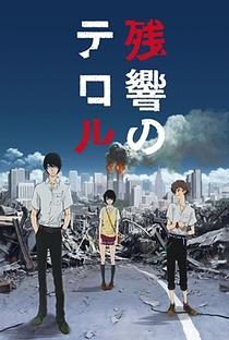 Zankyou no Terror - Poster / Capa / Cartaz - Oficial 4