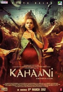 Kahaani - Poster / Capa / Cartaz - Oficial 3