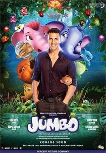 Jumbo - Poster / Capa / Cartaz - Oficial 1