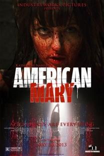 American Mary - Poster / Capa / Cartaz - Oficial 6