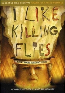 I Like Killing Flies - Poster / Capa / Cartaz - Oficial 1