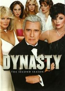 Dinastia (2ª Temporada) - Poster / Capa / Cartaz - Oficial 1