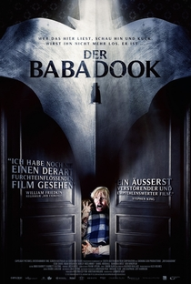 O Babadook - Poster / Capa / Cartaz - Oficial 6