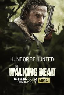 The Walking Dead (5ª Temporada) - Poster / Capa / Cartaz - Oficial 2