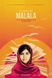 Malala - Poster / Capa / Cartaz - Oficial 1