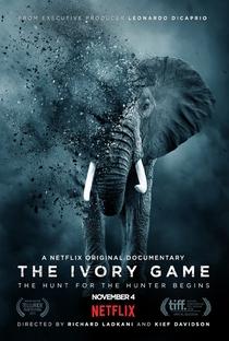 O Extermínio do Marfim - Poster / Capa / Cartaz - Oficial 1