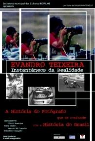 Evandro Teixeira - Instantâneos da Realidade - Poster / Capa / Cartaz - Oficial 1