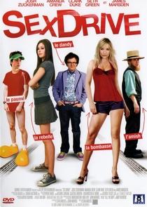 Sex Drive - Rumo ao Sexo - Poster / Capa / Cartaz - Oficial 5