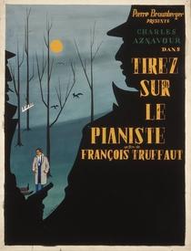 Atirem no Pianista - Poster / Capa / Cartaz - Oficial 4