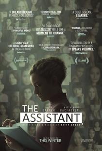 The Assistant - Poster / Capa / Cartaz - Oficial 1