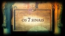 Os 7 Sinais - Poster / Capa / Cartaz - Oficial 1