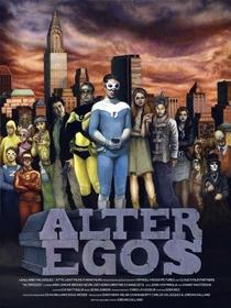 Alter Egos - Poster / Capa / Cartaz - Oficial 3