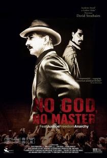 No God, No Master - Poster / Capa / Cartaz - Oficial 1