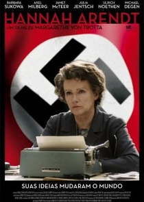 Hannah Arendt - Ideias Que Chocaram o Mundo - Poster / Capa / Cartaz - Oficial 3