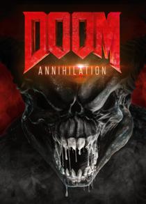 Doom: Annihilation - Poster / Capa / Cartaz - Oficial 1