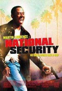 Segurança Nacional - Poster / Capa / Cartaz - Oficial 3