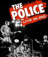 The Police - Live in Rio - Maracanã 2007 - Poster / Capa / Cartaz - Oficial 1