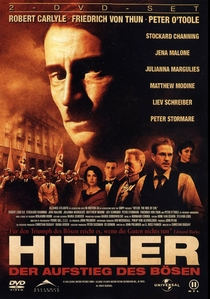 Hitler: A Ascensão do Mal - Poster / Capa / Cartaz - Oficial 3