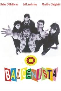O Balconista - Poster / Capa / Cartaz - Oficial 4